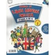 Manual de Limba moderna engleza clasa a III-a set semestrul1 + semestrul 2 contine editie digitala