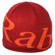 Rab Rab Logo Beanie Test Team Röd