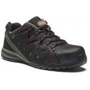 Dickies Workwear Tiber Skyddsskor Svart 41