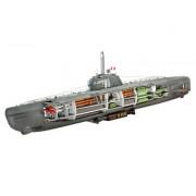 REVELL U-Boat XXI Type w. Interieur