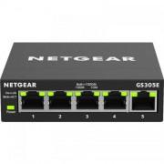 Switch NetGear 5PT GS305E-100PES 5 porturi