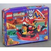 Lego block 6256 Catamaran of the islanders