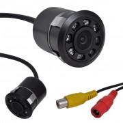 vidaXL Cameră video auto retrovizoare cu filmare nocturnă
