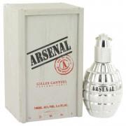 Arsenal Platinum Eau De Parfum Spray By Gilles Cantuel 3.4 oz Eau De Parfum Spray