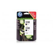 HP 2x338 / CB331EE BK - originální