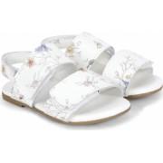 Sandale Fete Bibi Baby Birk Albe-Floral 27 EU
