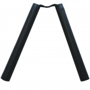 FURACAO Nunchaku flexible en mousse noir