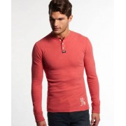 Superdry Top tunisien manches longues Heritage