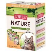 Schmusy -5% Rabat dla nowych klientów36 x 100 g Schmusy Nature Balance w super cenie! - Adult, 4 smaki Darmowa Dostawa od 89 zł i Promocje urodzinowe!