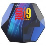CPU Intel Core i9 9900K (3.6GHz do 5GHz, 16MB, C/T: 8/16, LGA 1151v2, 95W, UHD Graphic 630), 36mj