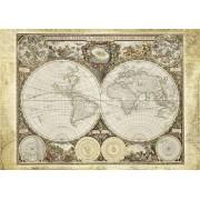 Puzzle Schmidt - Harta istorica a lumii, 2.000 piese (58178)