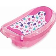 Set Cadita Si Suport De Baita Sparkle And Splash-Pink