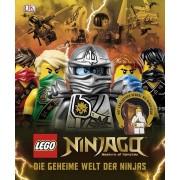 Dorling Kindersley LEGO® NINJAGO® Die geheime Welt der Ninjas
