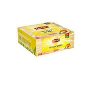 Lipton ceai Yellow Label 100 plicuri