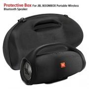 OUYAWEI Caja Protectora para JBL Boombox portátil inalámbrico Bluetooth Altavoz Bolsa de Almacenamiento de Viaje Transporte EVA CaseCase Hardware & Cierres
