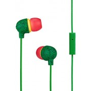 House of Marley Little Bird 1-Button Remote with Mic Rasta
