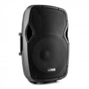 "AP1500ABT MP3 Hi-End Altoparlante Attivo 600 W 15"" Bluetooth MIC-IN"