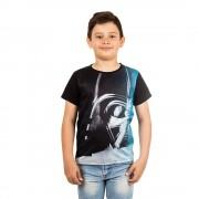 Star Wars Darth Vader fekete fiú póló