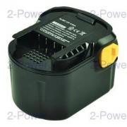 2-Power Verktygsbatteri AEG 12v 3000mAh (B1214G)