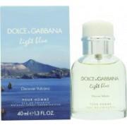 Dolce&Gabbana Blue Discover Vulcano Pour Homme Eau de Toilette 40ml Vaporizador