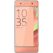 "Telefon Mobil Sony Xperia XA F3111, Procesor Octa-Core 2GHz/1GHz, IPS LCD Capacitive touchscreen 5"", 2GB RAM, 16GB Flash, 13MP, Wi-Fi, 4G, Android (Rose Gold) + Cartela SIM Orange PrePay, 6 euro credit, 6 GB internet 4G, 2,000 minute nationale si internat"