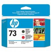 HP Cabeca de Impressao HP73 DJ Z3200 Vermelho Cromatico e Preto
