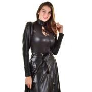 Mayo Chix női hosszú ujjó body IDA m2019-2Ida1106/fekete