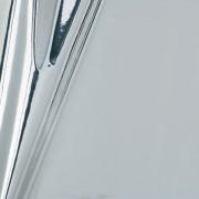 Autocolant argintiu lucios 45 cm