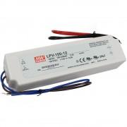 Transformator Sursa Profesionala de tensiune constanta Mean Well LPV-100-12 IP67 230V la 12V 8.5A 100W