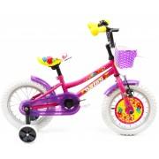 Bicicleta copii DHS 1402 2019