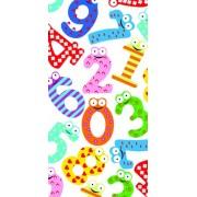 Snackservet Colorful Numbers