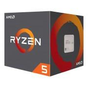 Procesor AMD Ryzen 5 2600X BOX, s. AM4, 3.5GHz, 19MB cache, 6 Jezgri, Wraith Stealth hladnjak
