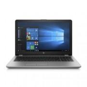 "Лаптоп HP 250 G6 (4QW57ES)(сив), двуядрен Kaby Lake Intel Core i5-7200U 2.5/3.1 GHzz, 15.6"" (39.6 cm) Full HD SVA Anti-Glare LED-backlit Display, (HDMI), 8GB DDR4, 256GB SSD, 2x USB 3.1, Free DOS, 1.86kg"