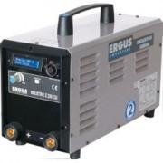 E 250 CDI 250 A Ergus Aparat de sudare tip inverter MMA , putere nominala 11 kW , putere nominala WIG 7.4 kW
