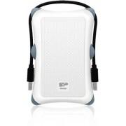 Hard Disk esterno Silicon Power Armor A30 500GB 3.0 (3.1 Gen 1) 500GB Bianco