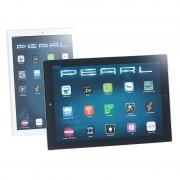 Pearl 2er-Set Glas-Schneidebretter im Tablet-Design, 23 x 16 cm & 19 x 13 cm