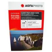 Hartie FOTO AGFA 4R 10X15 Glossy 240g 100 coli