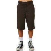 Dickies 13 Inch Multi Pocket Workshort Dark Brown