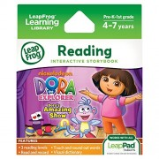 LeapFrog LeapPad Dora's Amazing Show Ultra eBook (works with all LeapPad tablets)