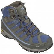 Trespass Womens/Ladies Tensing Walking/Hiking Boots Steel/Blue Ice ...