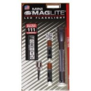 Maglite 2-Cell AAA Flash LED Front Light(Multicolor)