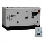 Generator de curent trifazat + AUTOMATIZARE AGT 130 DSEA + ATS 140S-Y/24