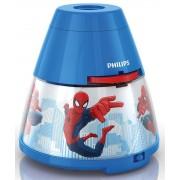 Philips Proyector De Mesa Led Spiderman Philips/disney 0m+