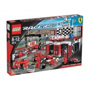 LEGO Racers Ferrari Finish Line
