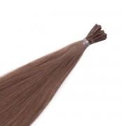Rapunzel® Extensions Naturali Stick Hair Original Liscio 7.3 Cendre Ash 50 cm