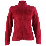Chaqueta Lippi Ferret Shaggy-Pro Jacket Mujer Frambuesa Oscuro