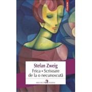 Frica - Scrisoare de la o necunoscuta/Stefan Zweig