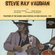 It-Why Stevie Ray Vaughan - Mardi Gras Festival In New Orleans 1987 - Vinile