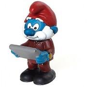 Schleich North America Schleich Boss Smurf Toy Figure