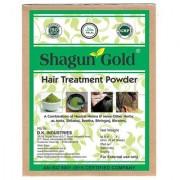 100% Natural Hair Treatment Powder 200G X 2 Permanent Hair Color